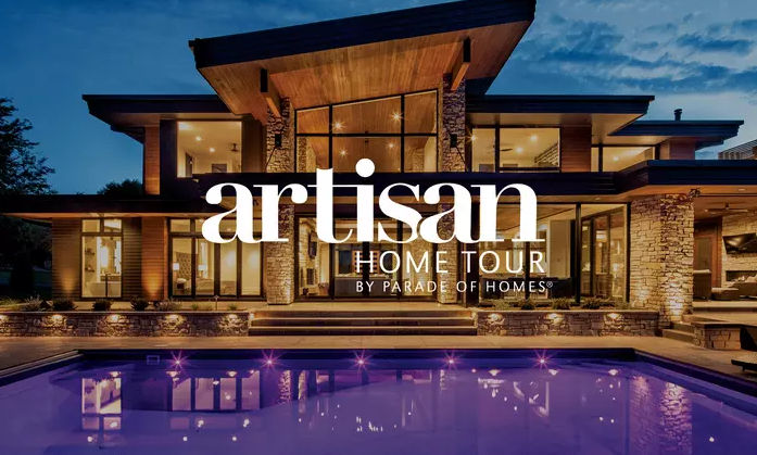 Artisan Home Tour 2021 by Parade of Homes Twin Cities Minnesota