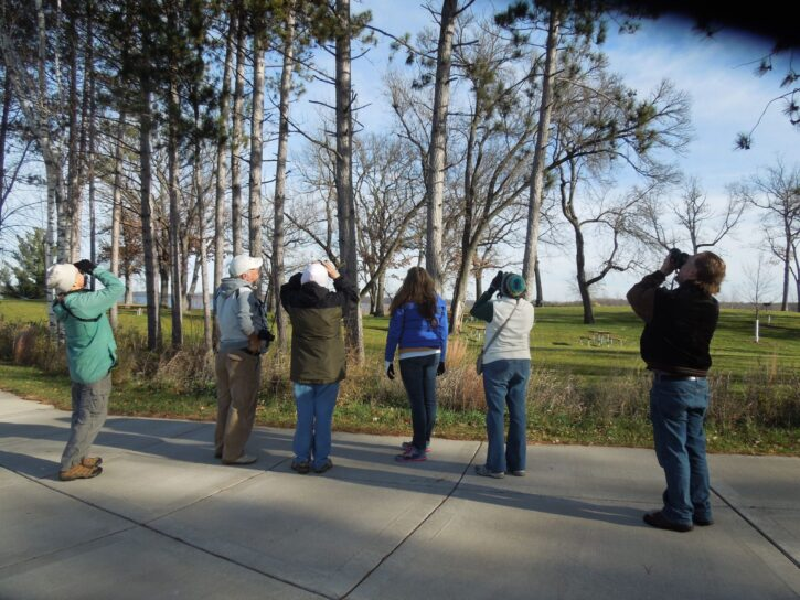 Washington County Parks bird hikes