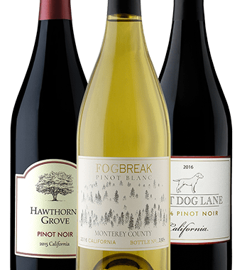 Wines from FirstLeaf