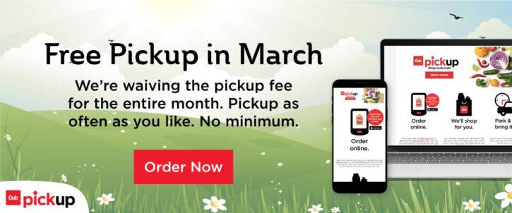Cub Foods: FREE Store Pickup