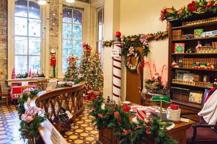 Holiday Bazaar Washington County Courthouse
