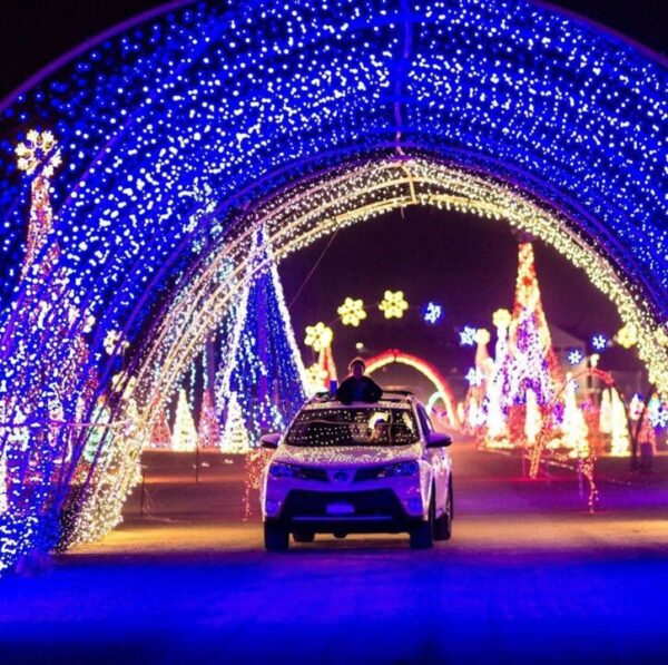 Christmas in Color | Shakopee (Valleyfair)