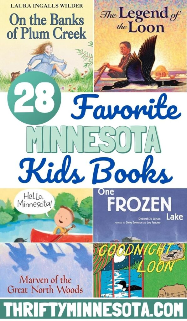 FAVORITE MINNESOTA KIDS BOOKS