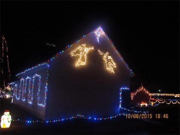Holiday in Lights Anoka County Fairgrounds