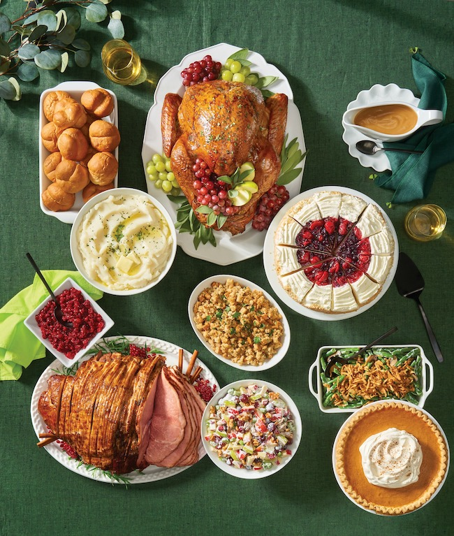 HyVee Thanksgiving Meal Pack