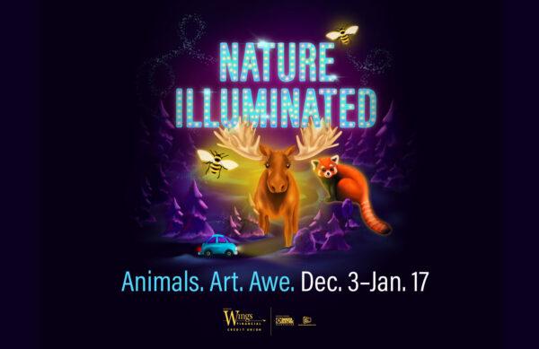 Nature Illuminated | Apple Valley (Minnesota Zoo)