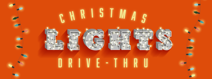Westwood Community Church Christmas Lights Drive-Thru