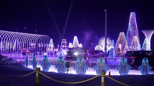 Sever's Holiday Lights | Shakopee (Sever's)
