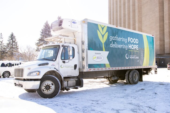 Second Harvest Heartland Truck
