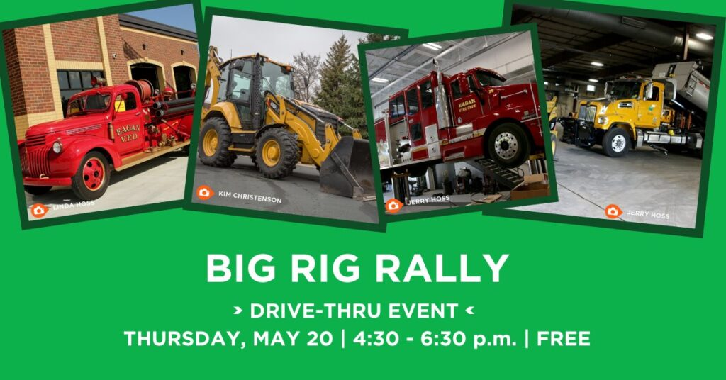 Big Rig Rally Drive-Thru Event