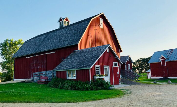 Bruentrup Heritage farm Maplewood