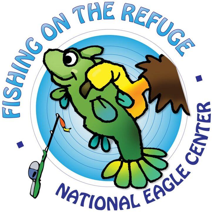 Fishing on the Refuge National Eagle Center