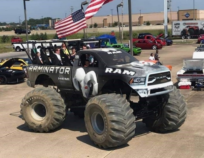 Raminator Twin Cities Auto Show