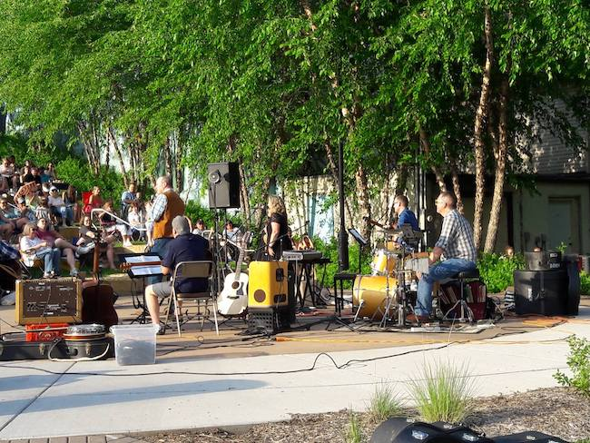 Elk River Riverfront Concert Series