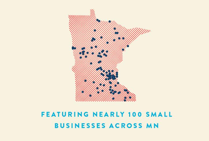 Minnesota Scoop Locations Map