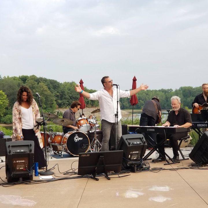 Mick Sterling Elk River Riverfront Concert
