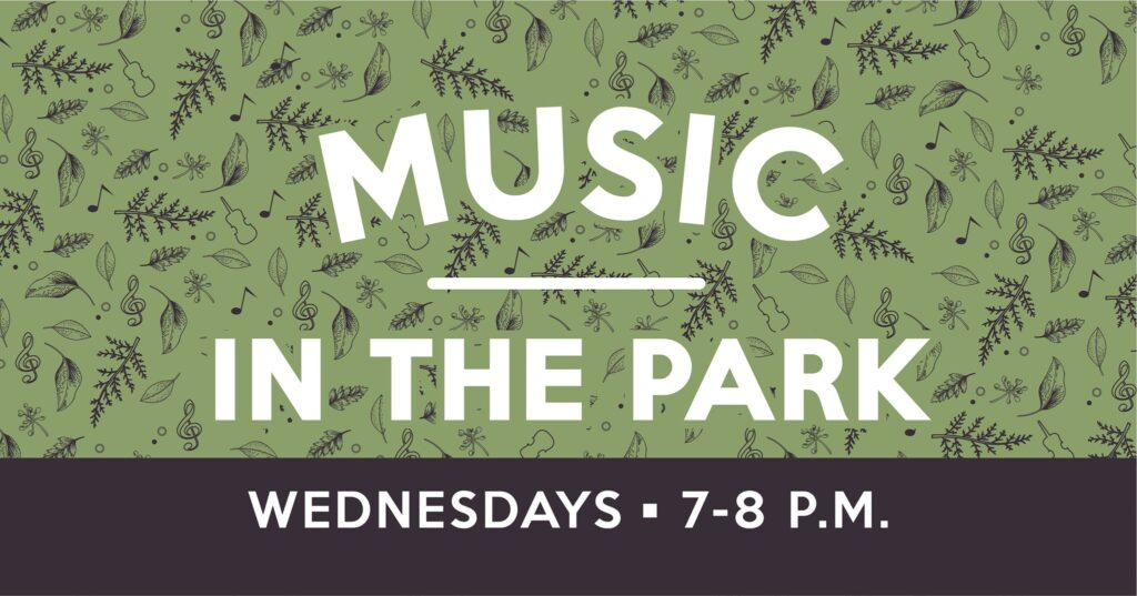 Savage Music in the Park