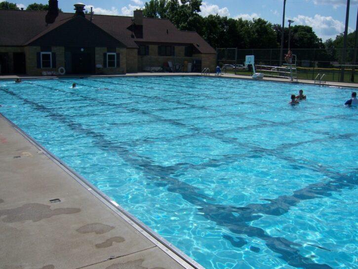 Tourtellotte Pool Mankato