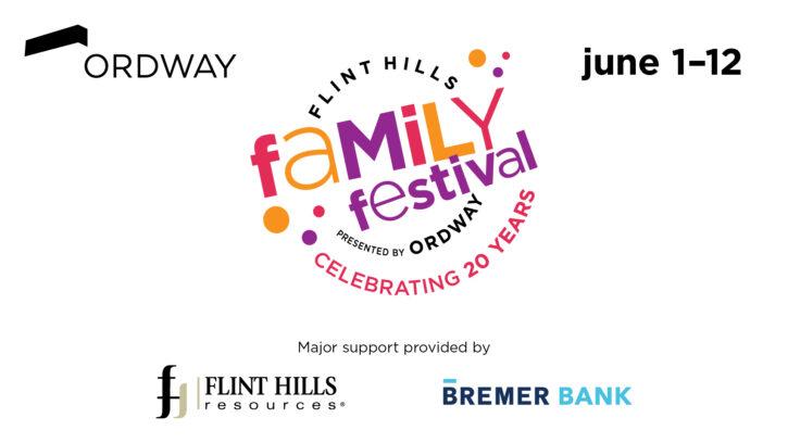 Flint Hills Family Festival Logo 2021