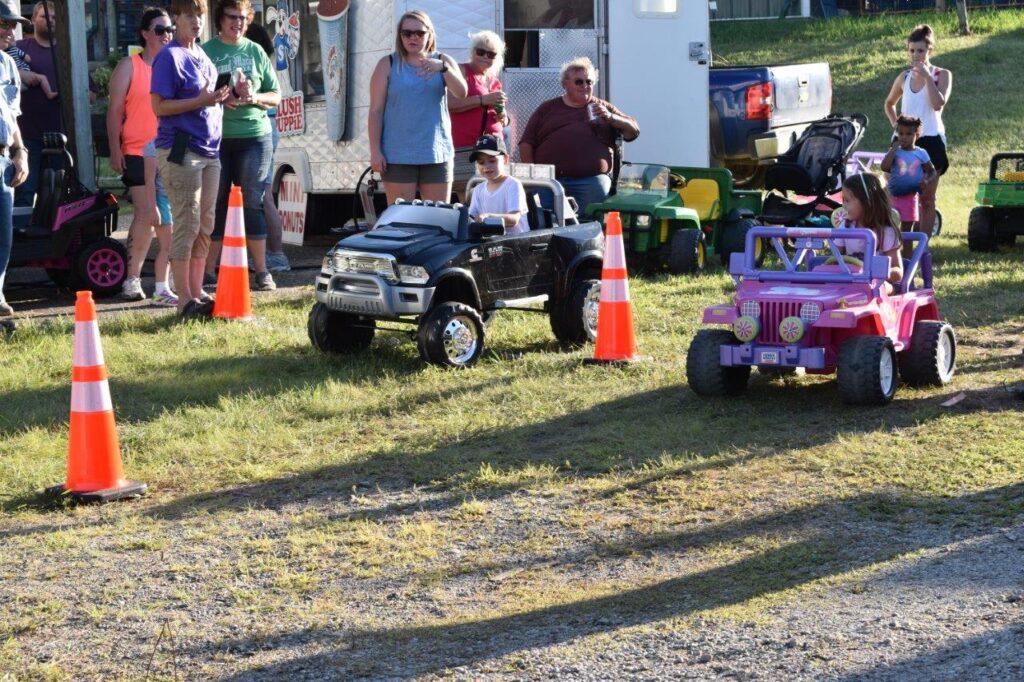 Wabasha County Fair powersheels course