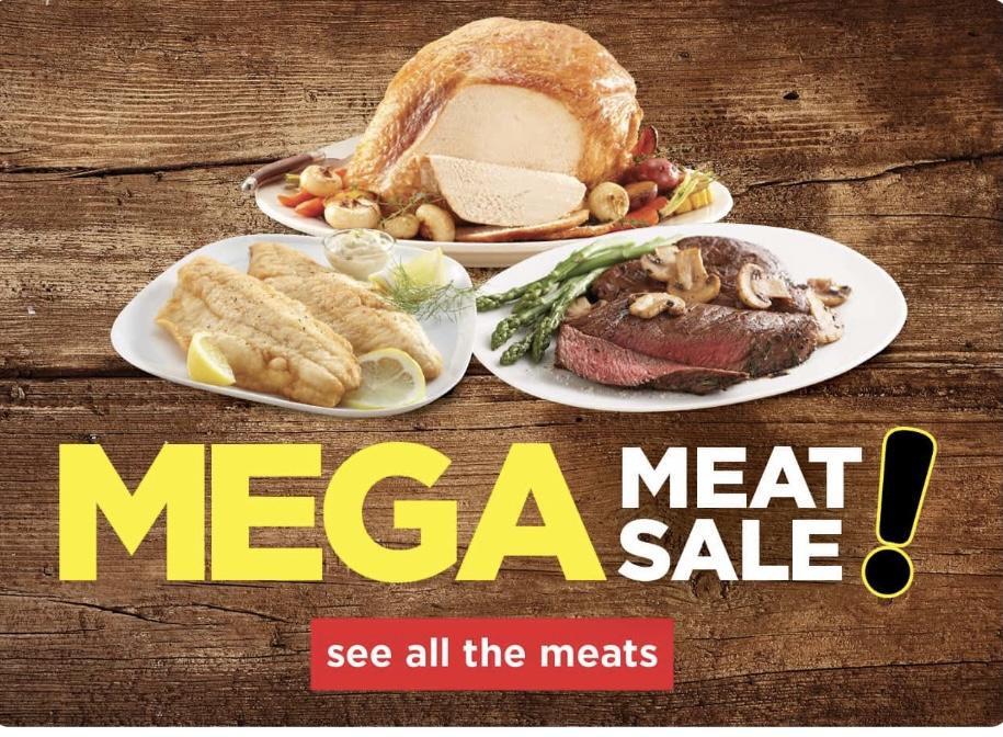 Cub Mega Meat Sale