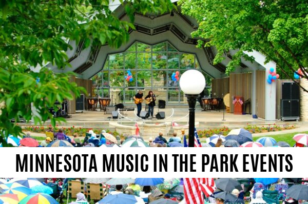MINNESOTA MUSIC IN THE PARK EVENTS