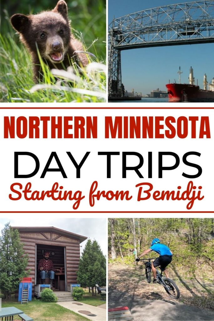 Northern Minnesota Day Trips Starting from Bemidji
