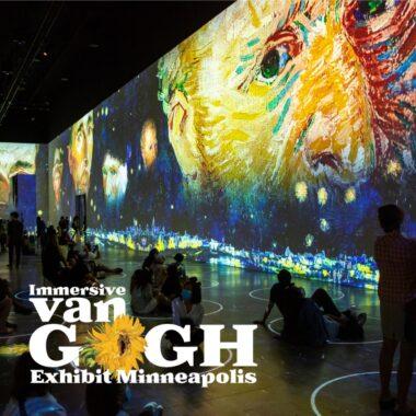 Van Gogh Minneapolis Exhibit