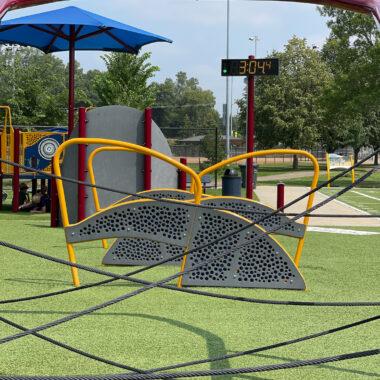 Schaper Park Obstacle Course