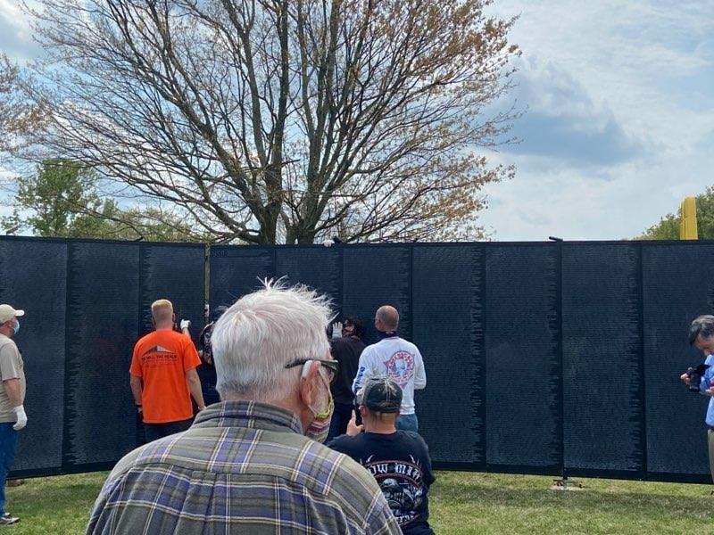 The Wall That Heals Traveling Vietnam Veterans Memorial
