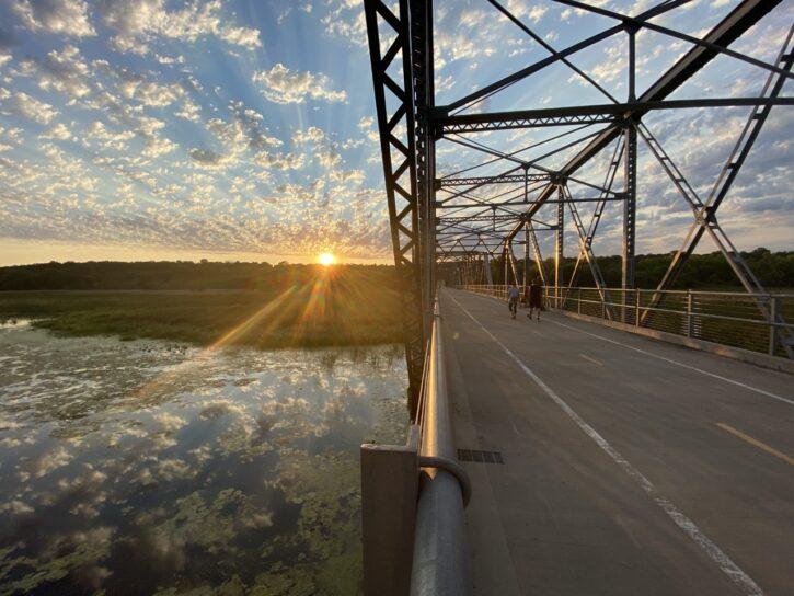Old Cedar Avenue Bridge, Bloomington, Minnesota