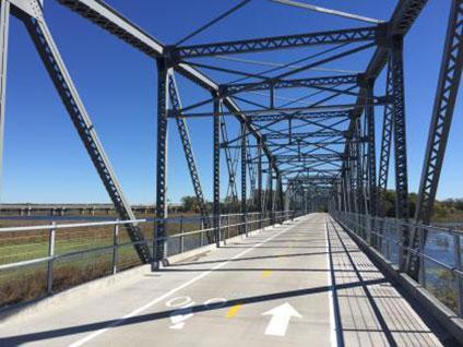 Old Cedar Avenue Bridge Bloomington MN